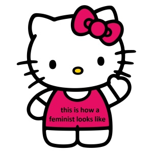 hello kitty feminist