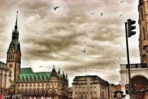 Hamburg's Townhall